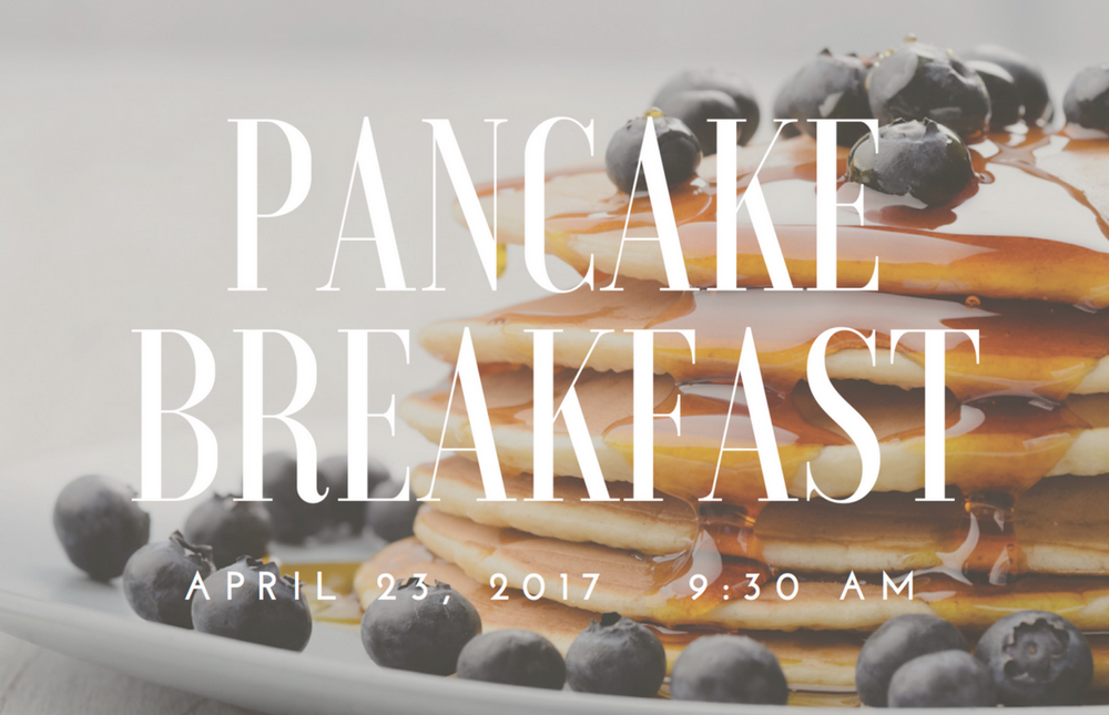 Enews-Pancake Breakfast
