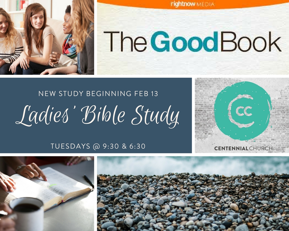 Ladies' Bible Study - 2018 - image