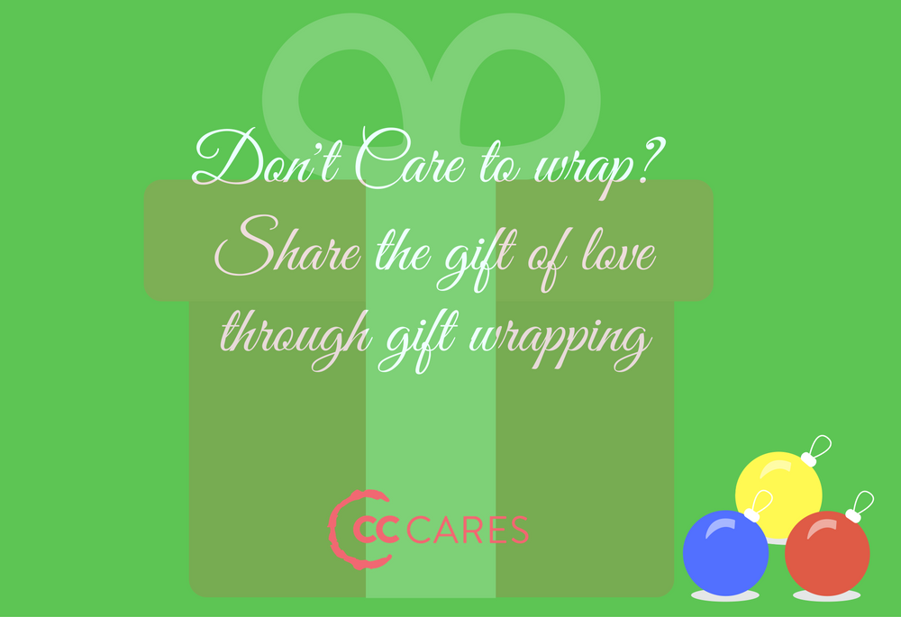Website - Gift of wrapping