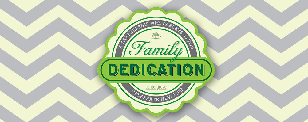 Family Dedication Splash