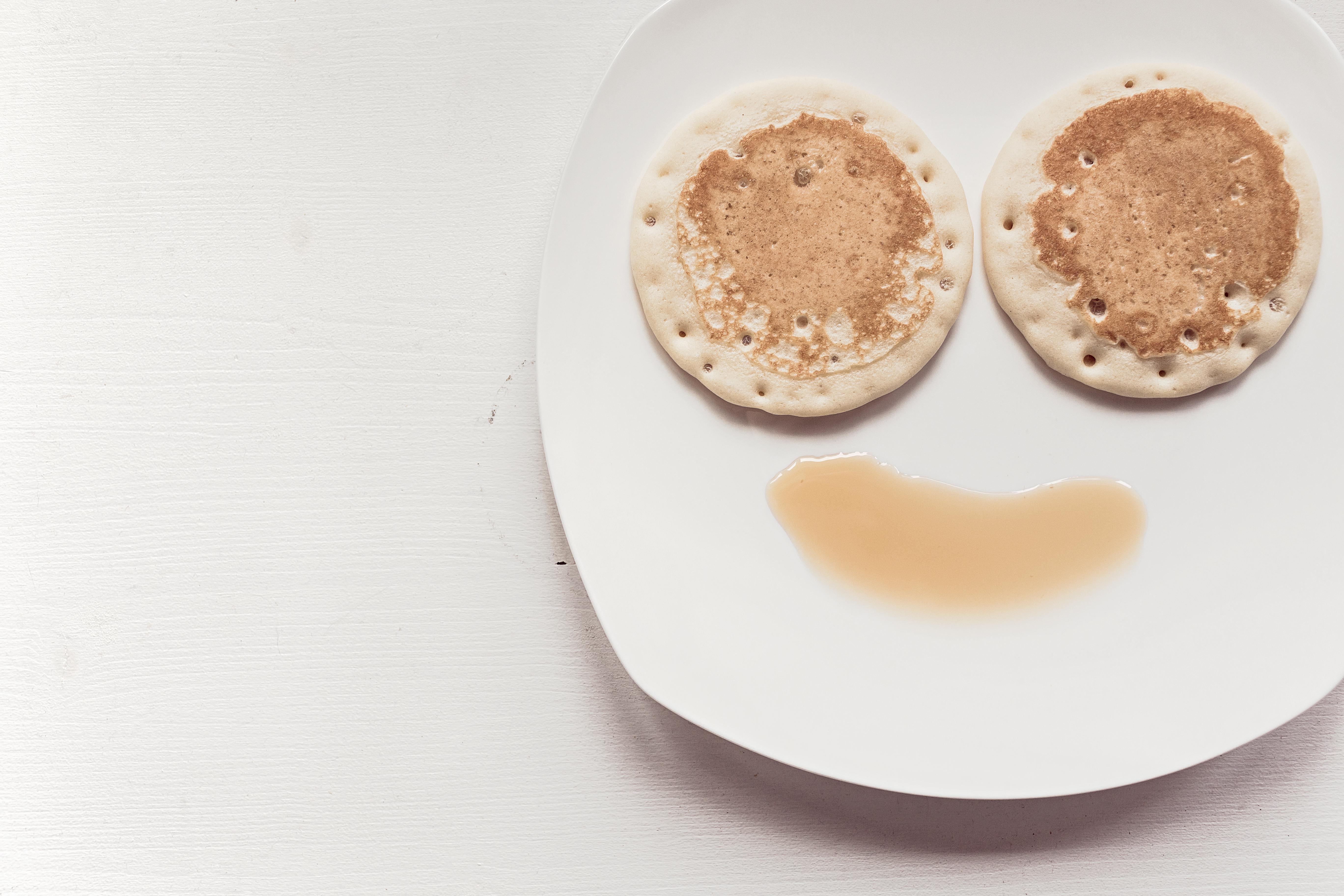 foodplatemorningbreakfast image