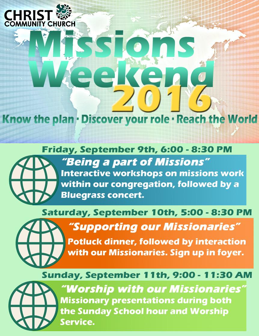 Missions Week_2016