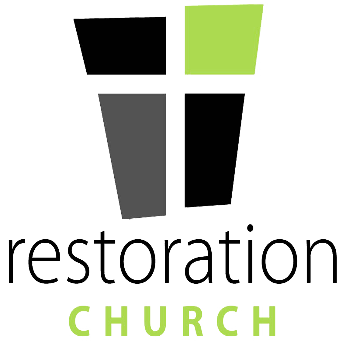 Daytona Beach Church - Restoration Logo