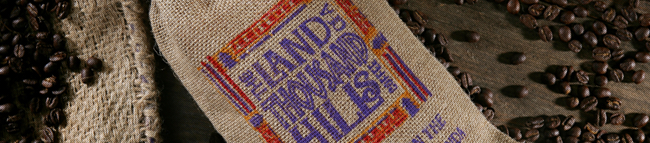 Coffee from Rwanda banner