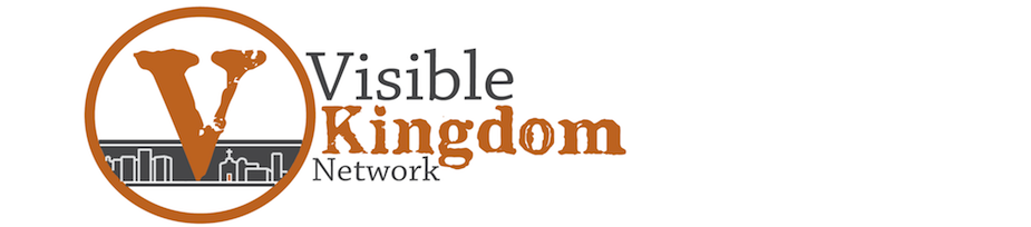 Visible Kingdom Church Plant Network banner
