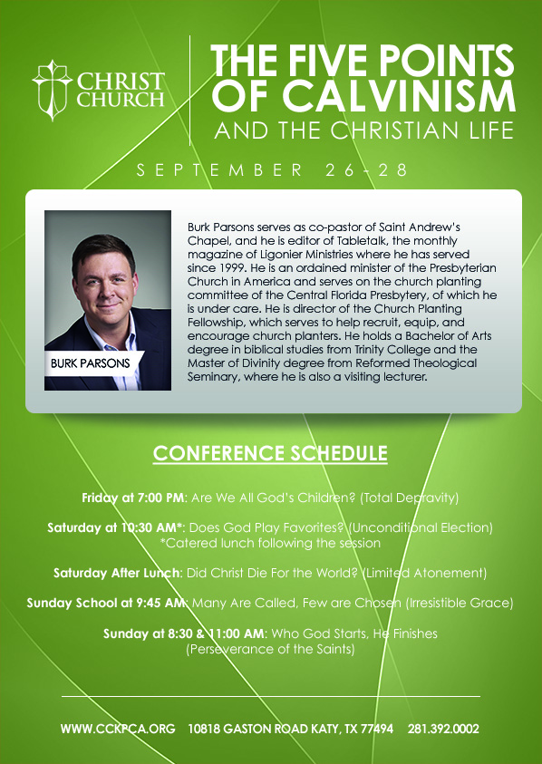 5 Points of Calvinism Conference Flyer_web