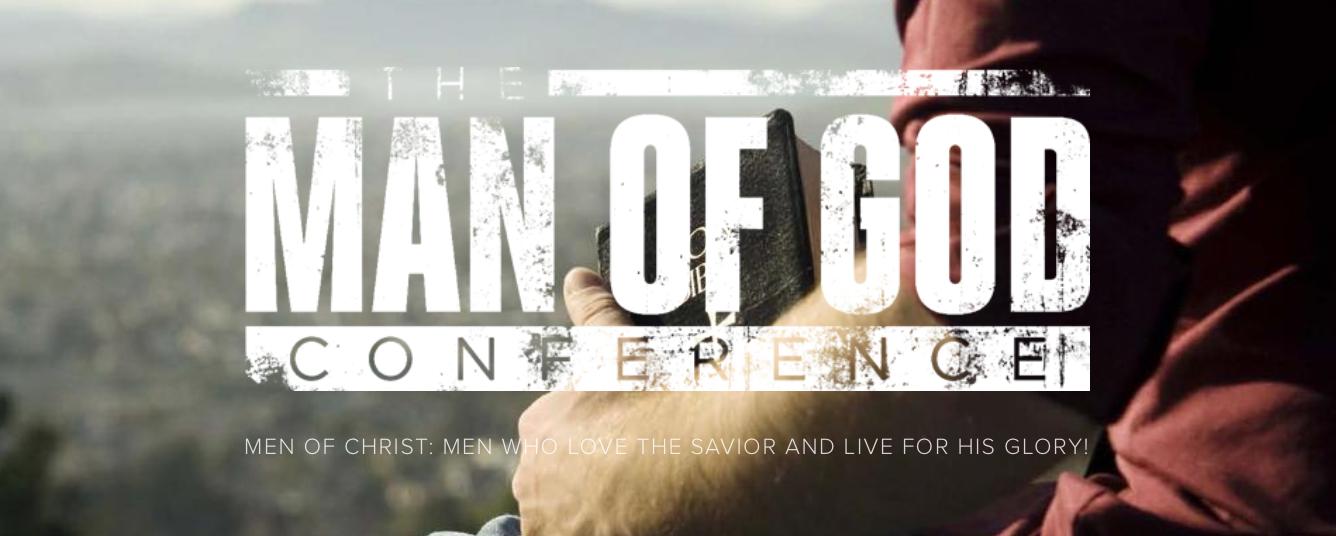 Man of God Logo image