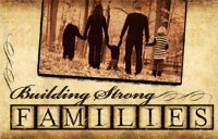 Buillding Strong Families banner