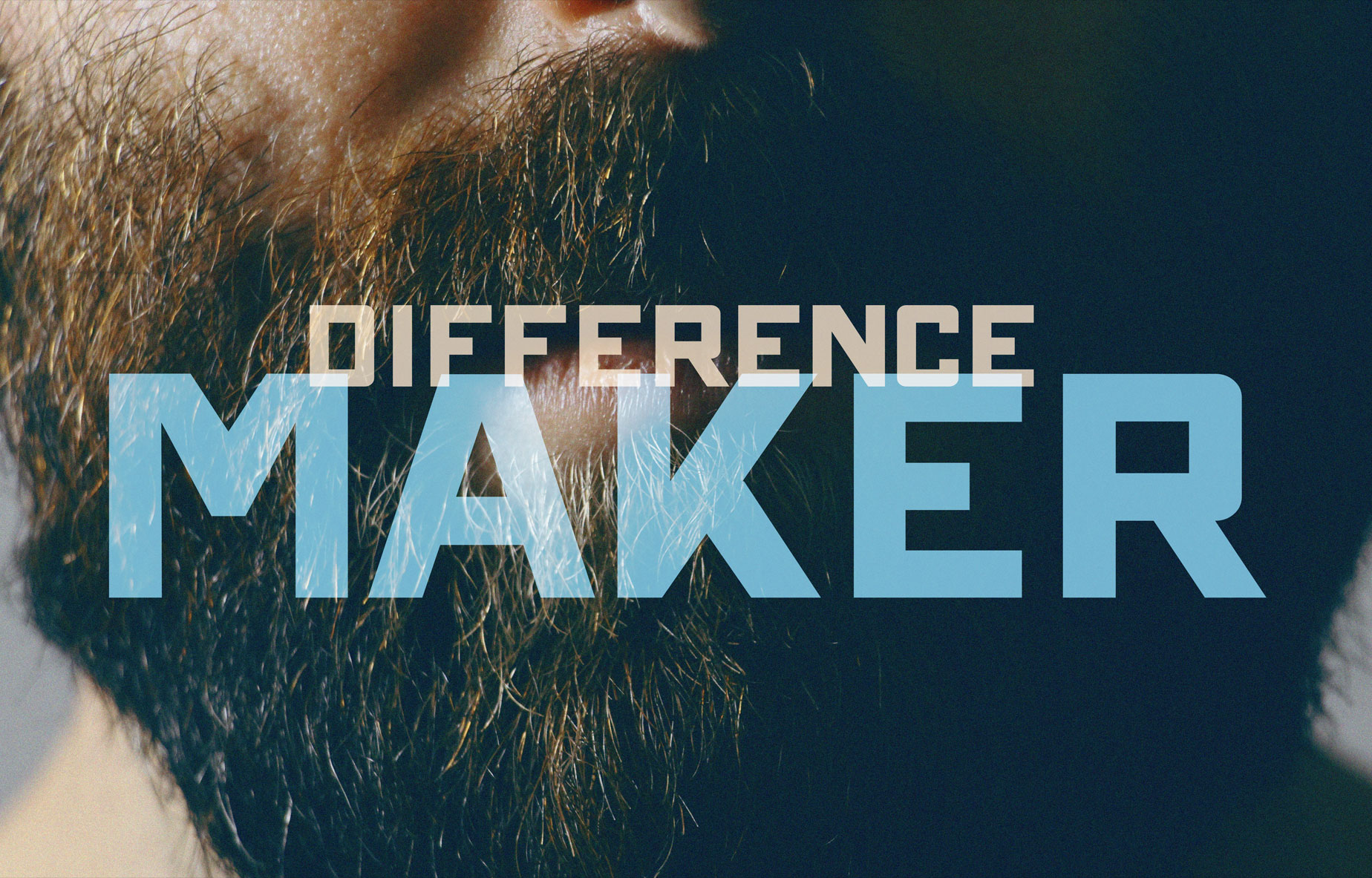 Difference Maker banner