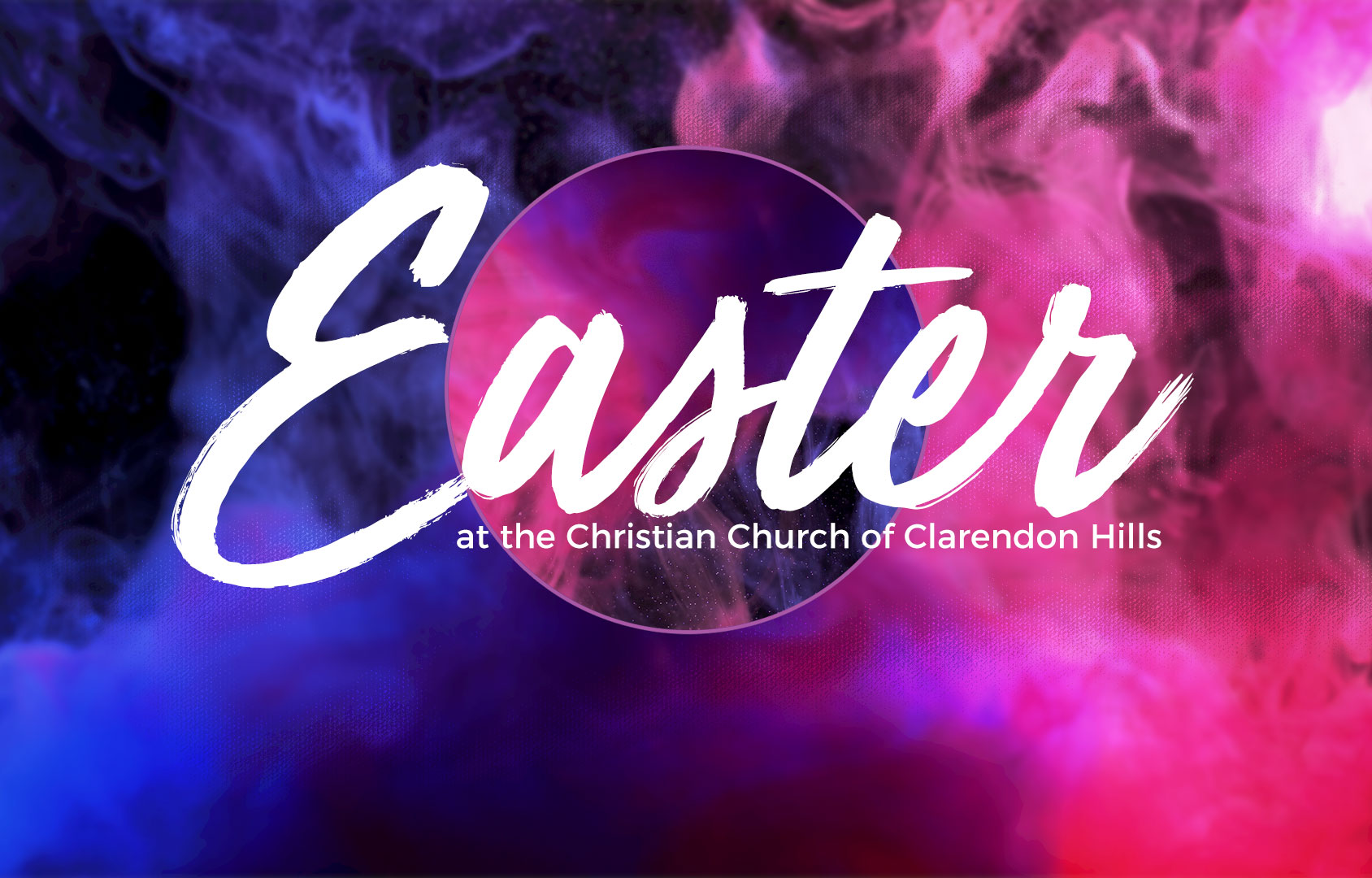 Easter Sunday 2018 banner