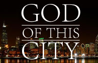 God of This City banner