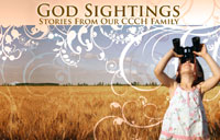 God Sightings banner
