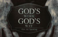 God's Work God's Way banner