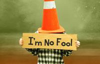 I'm No Fool banner