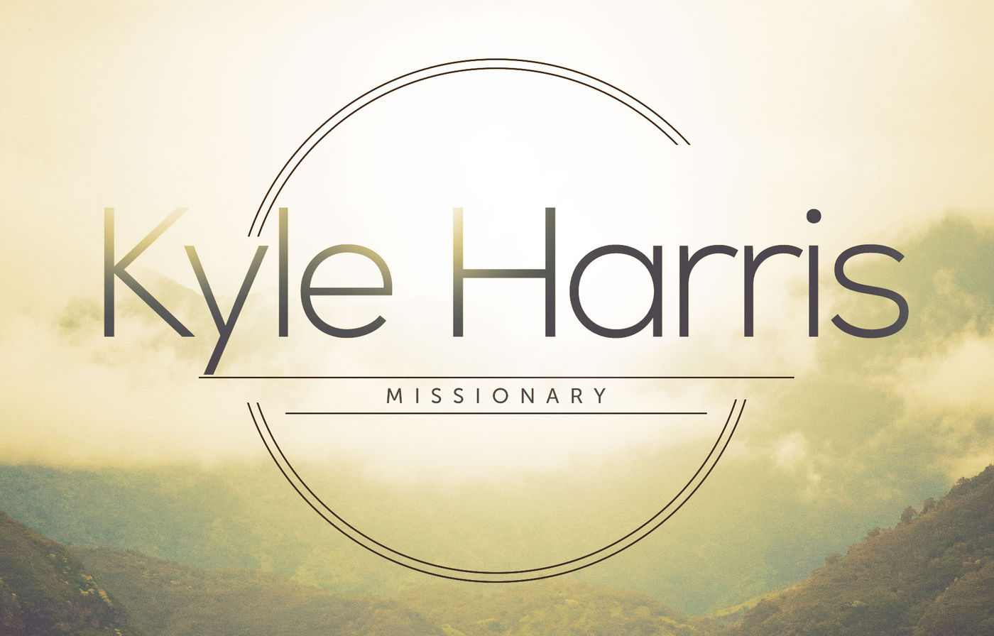 Missionary Update Message banner