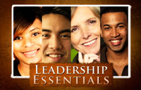 Leadership Essentials banner