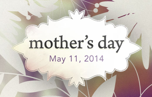 Mother's Day 2014 banner