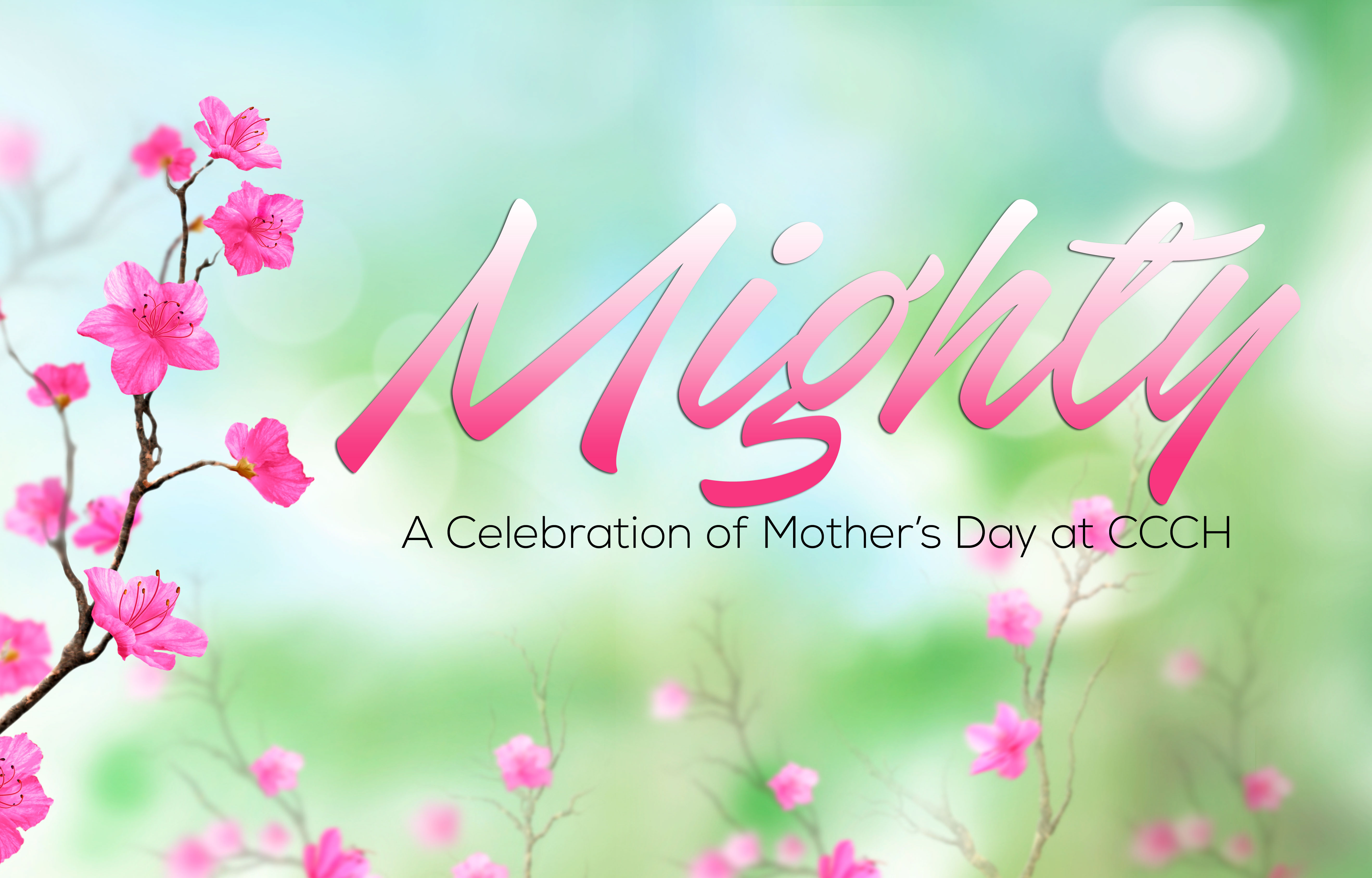 Mother's Day 2016 banner