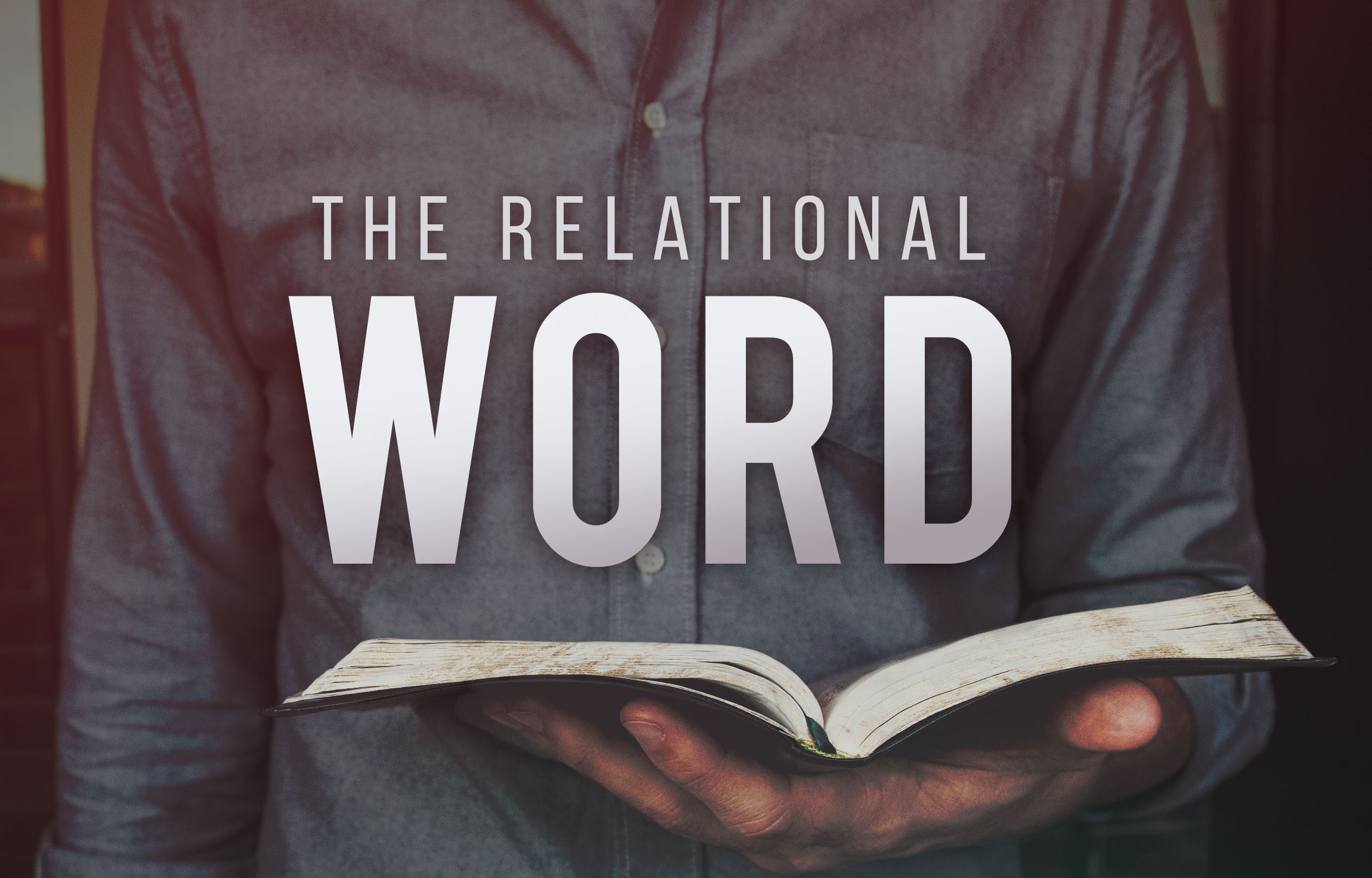 The Relational Word banner