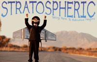 Stratospheric banner