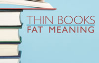 Thin Books banner
