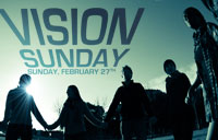 Vision Message 2011 banner