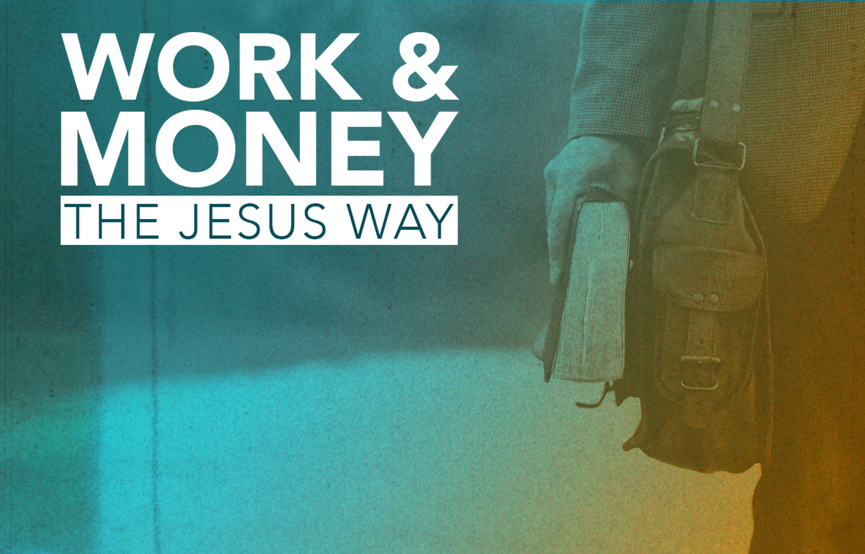 Work & Money banner