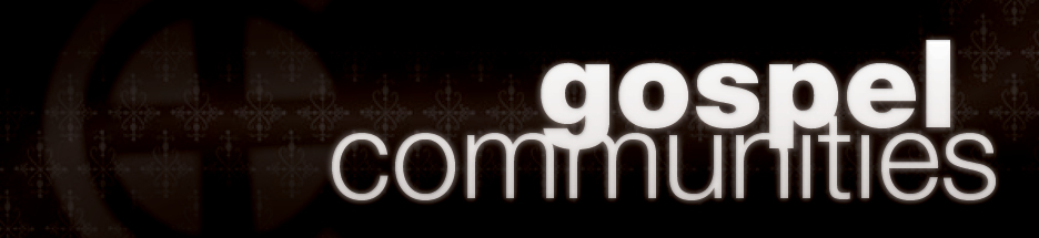 Gospel Communities banner