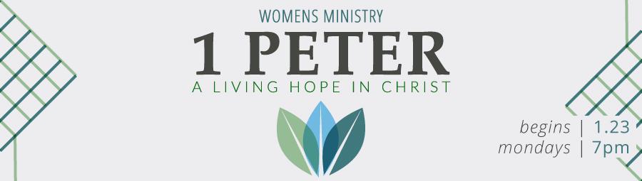 Women's Ministry   Spring 2017 banner