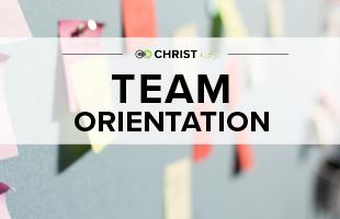 CK Orientation -Web Event
