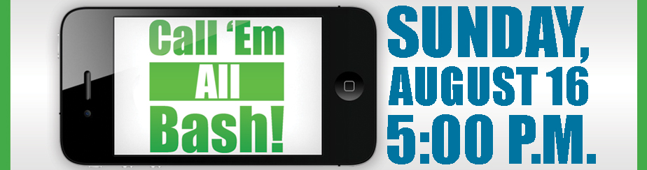 Call 'Em All Bash banner