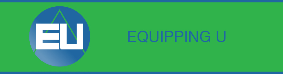 Equipping U Spring 2015 banner