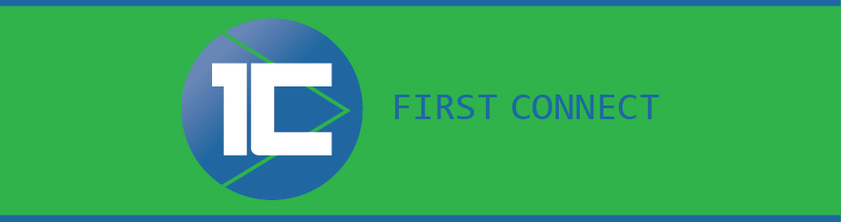 First Connect banner