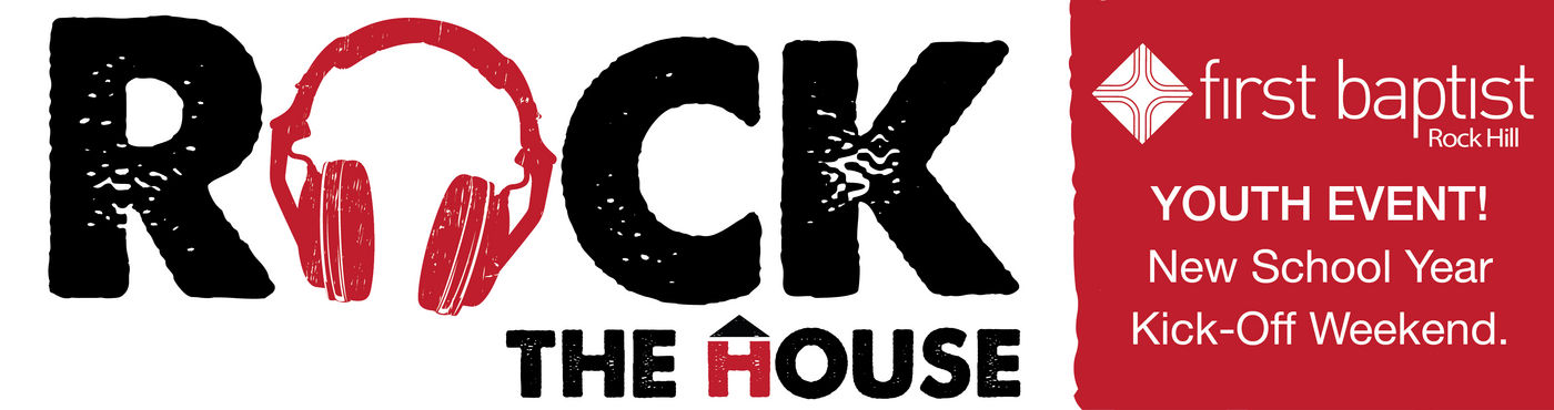 Rock The House 2015 banner