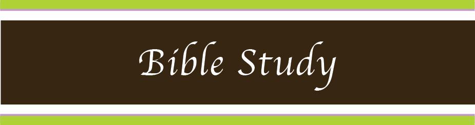 Women's Bible Study banner