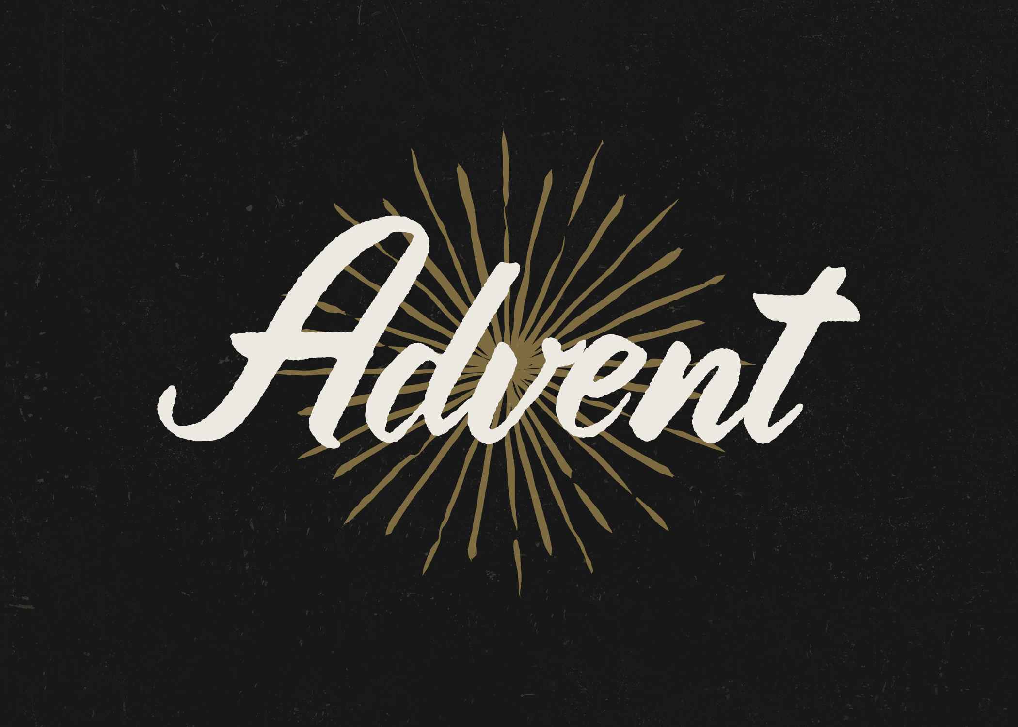 Advent 2016 banner
