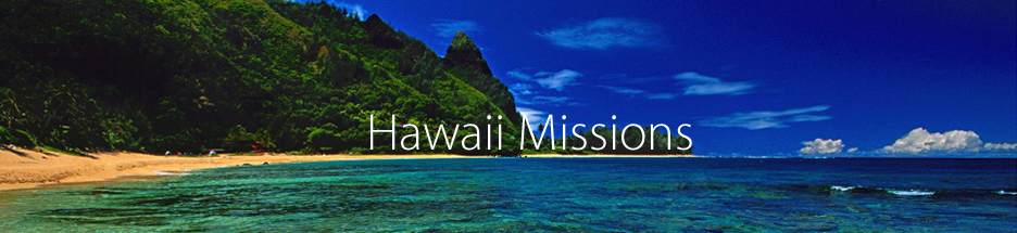 Hawaii Missions banner