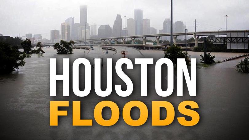 Houston Flood Recovery banner