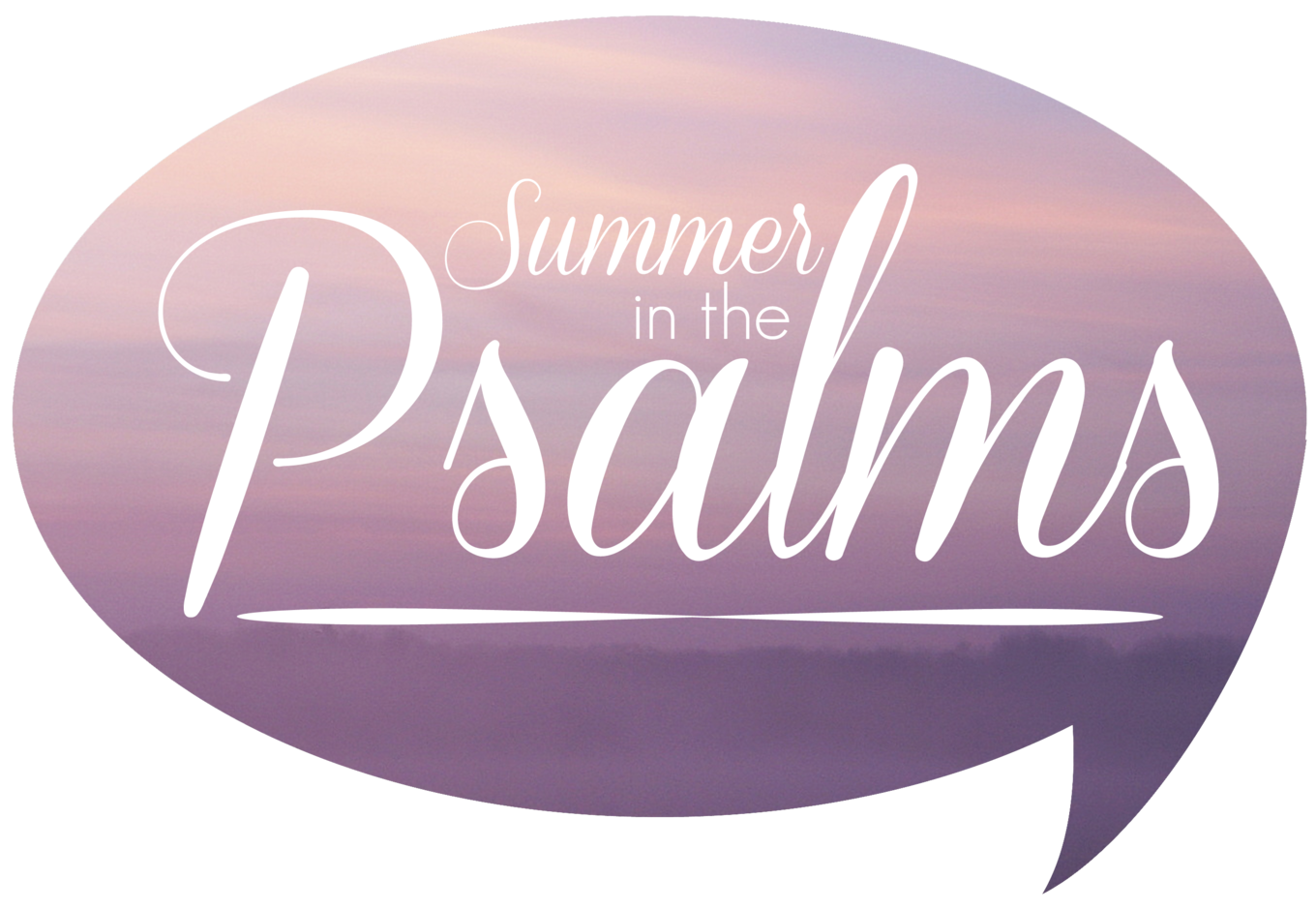 Summer in the Psalms banner