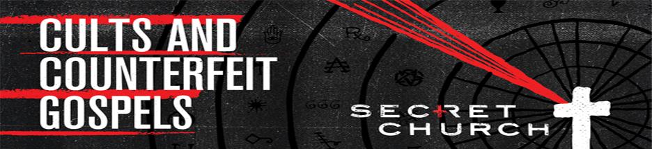 Secret Church 2018 - Delayed Simulcast banner