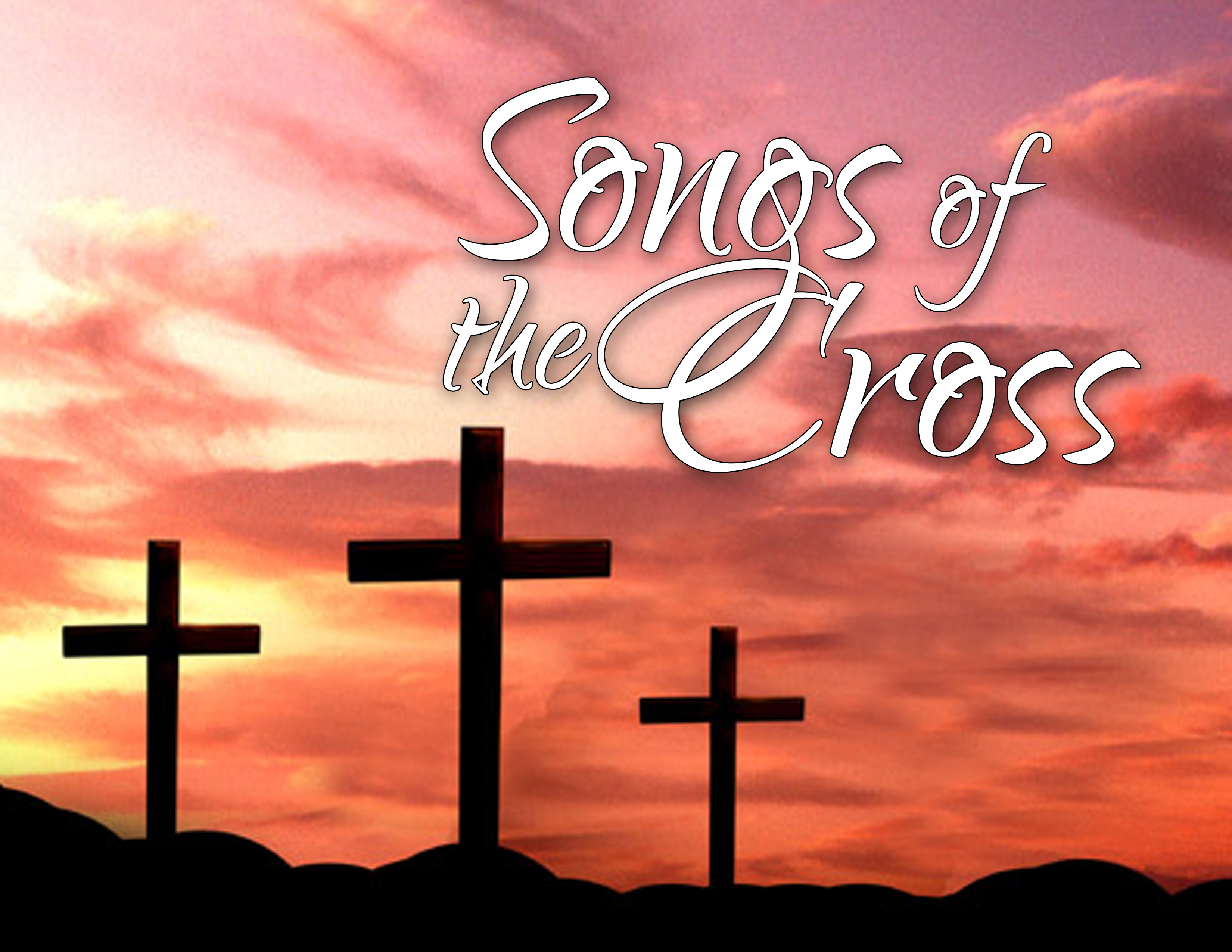 Songs of the Cross banner