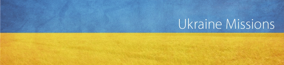 Ukraine Missions banner