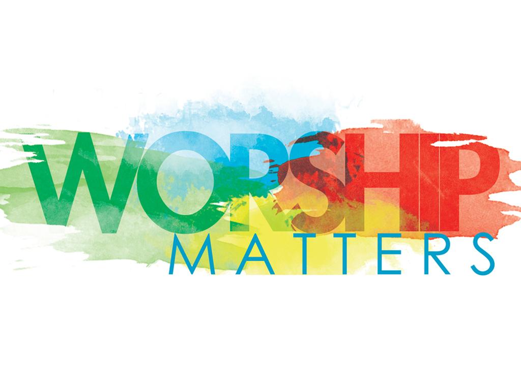 Worship Matters banner
