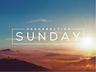 Resurrection + Life banner