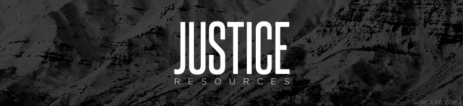 Justice Resources banner