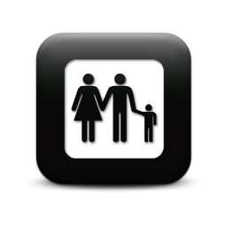 parents icon - 127445-simple-black-square-icon-people-things-people-family3