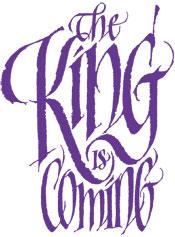 logo-TheKingIsComing image