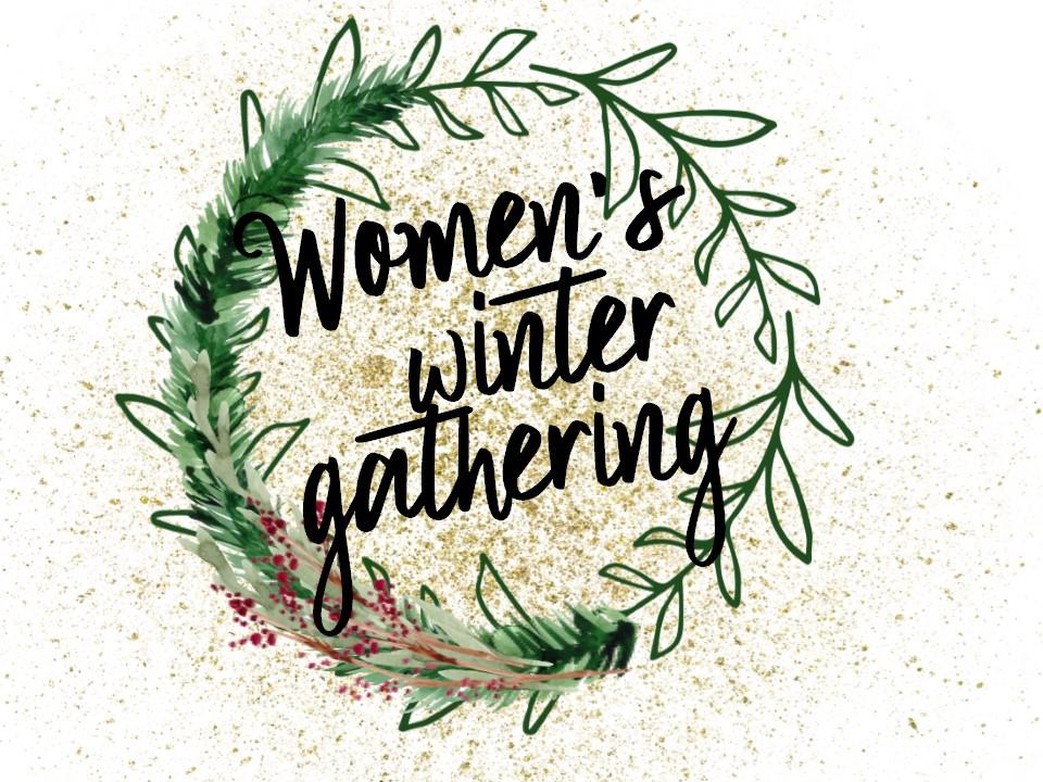 Womens winter gathering image