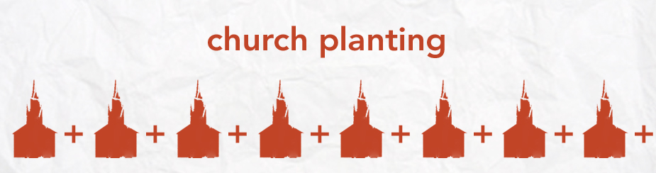 Church Plants banner