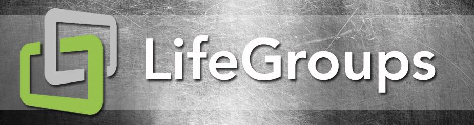 LifeGroups FALL 2015 banner